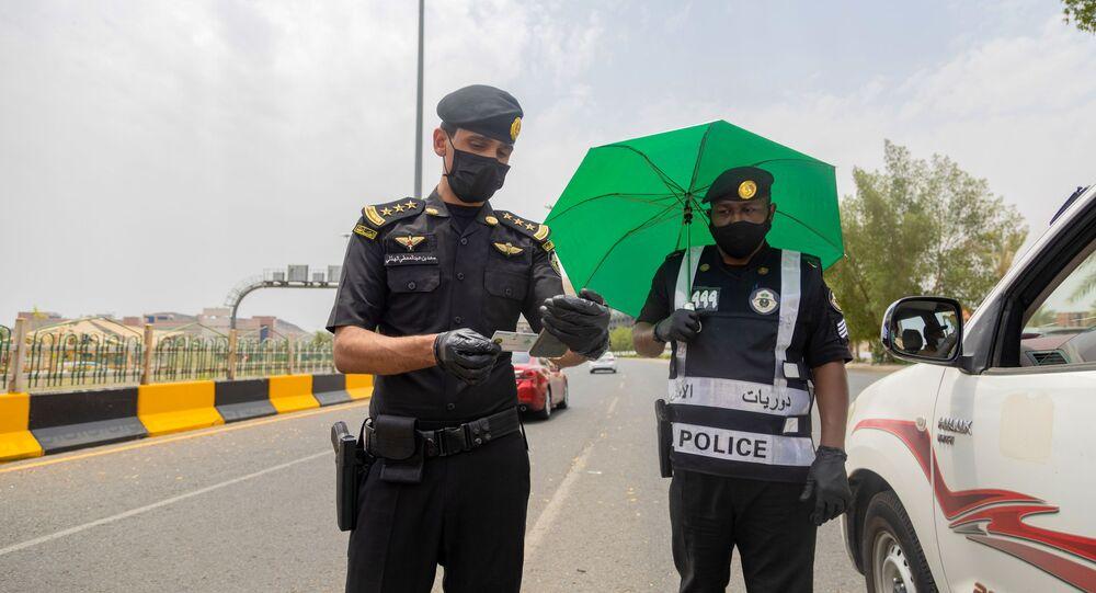 الشرطة السعودية، يوليو 2020