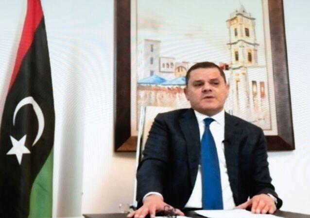 رئيس الوزراء الليبي الجديدة عبد الحميد الدبيبة