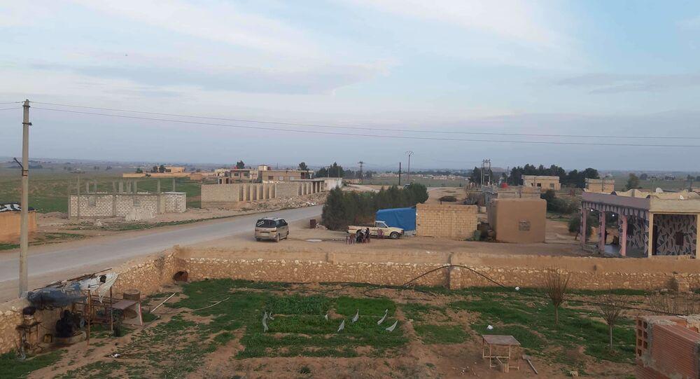كوماندوس موالون للجيش الأمريكي يقتحمون عرسا شرقي سوريا