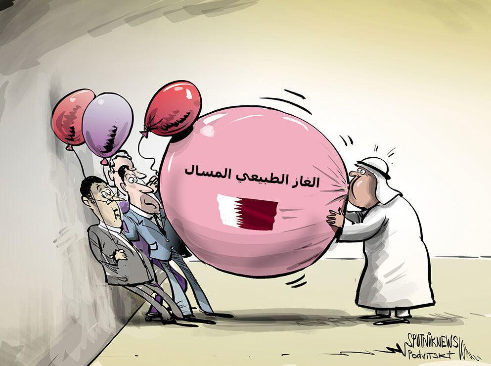 قطر تعد مفاجأة للمنافسين