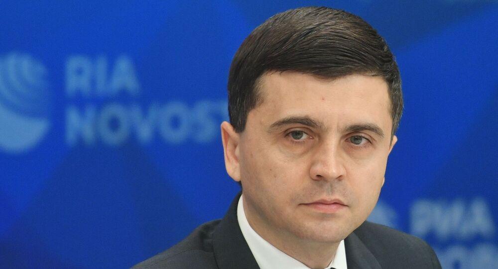 عضو مجلس الدوما الروسي روسلان بالبيك
