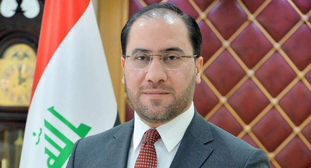 المتحدث باسم الوزارة الخارجية العراقية فؤاد حسين