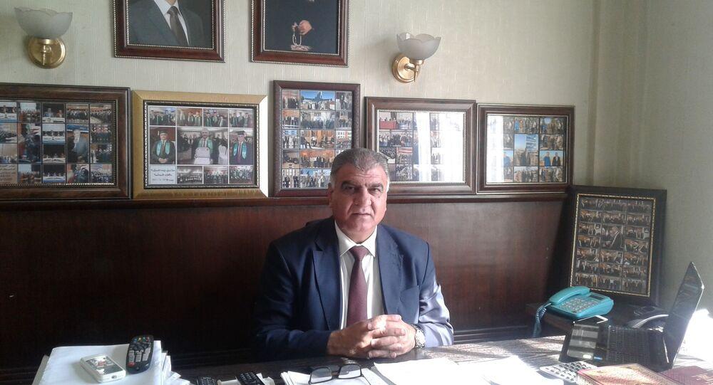 أشار الباحث والمحلل السياسي الدكتور خالد المطرود