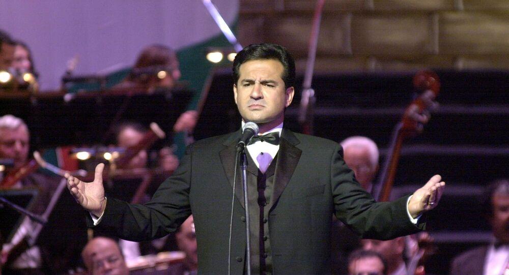 المطرب المصري، محمد ثروت