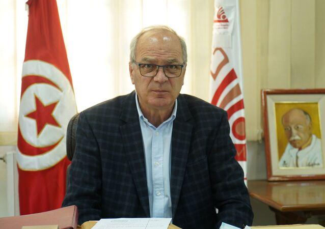 الهاشمي الوزير مدير معهد باستور ورئيس لجنة التلقيح في تونس