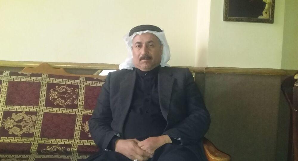 قبائل جديدة منها شمر ترفض الاحتلال الأمريكي.. الجربا لـسبوتنيك: نحن جزء من المقاومة السورية