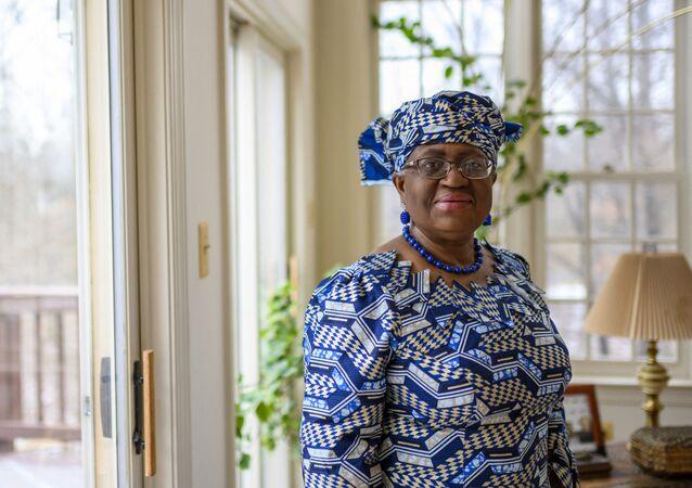 النيجيرية نغوزي أوكونجو-إيويالا