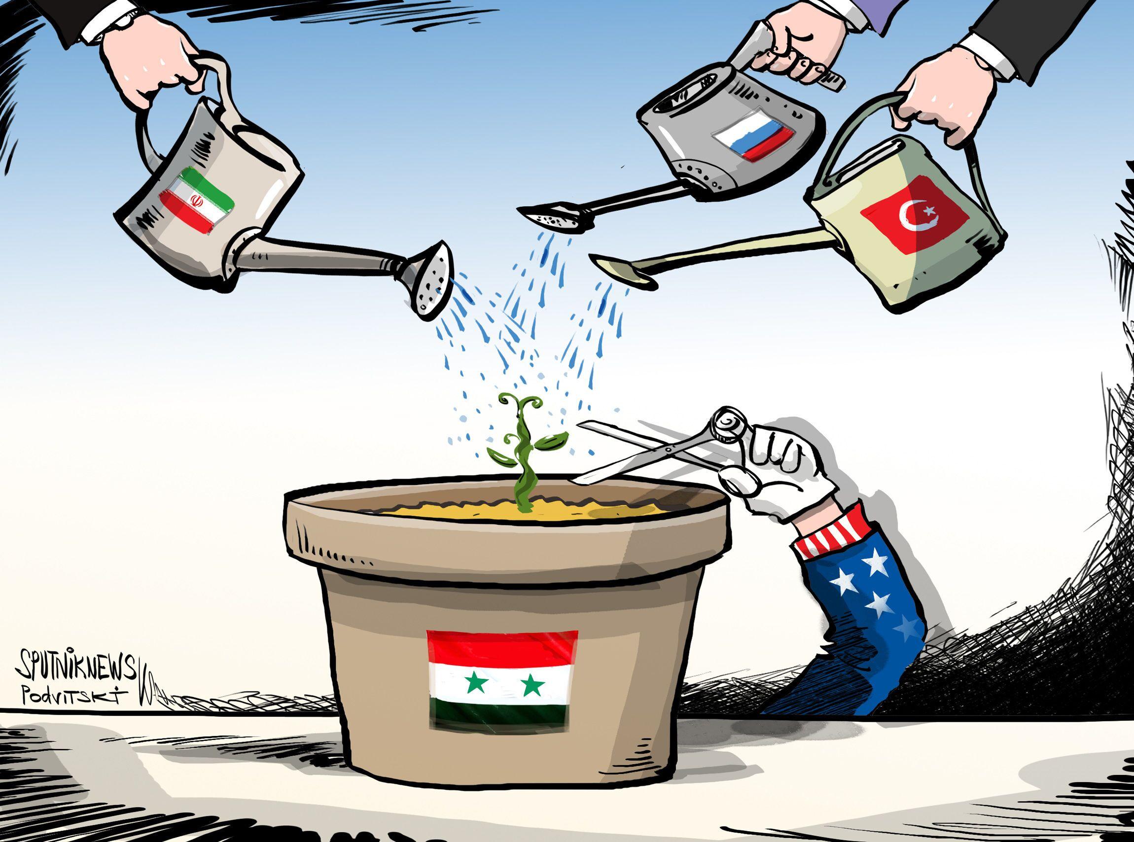 أمريكا ترفض تلبية دعوة روسيا للمشاركة في مباحثات أستانا حول سوريا