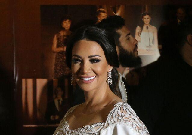 الفنانة اللبنانية، ديانا حداد