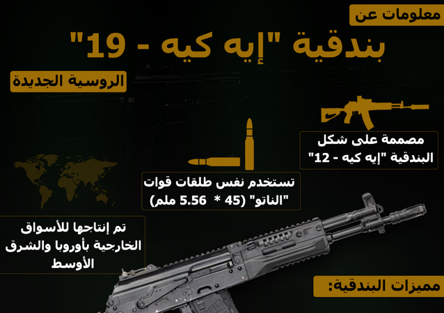 بندقية إيه كيه 19