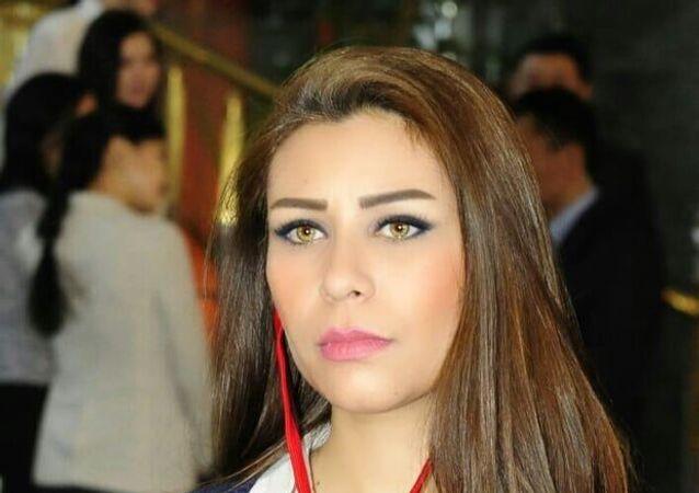 الإعلامية السورية يارا صالح