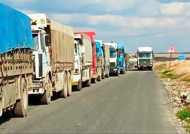 بوساطة روسية.. اتفاق سوري تركي لنقل أقماح الحسكة إلى حلب