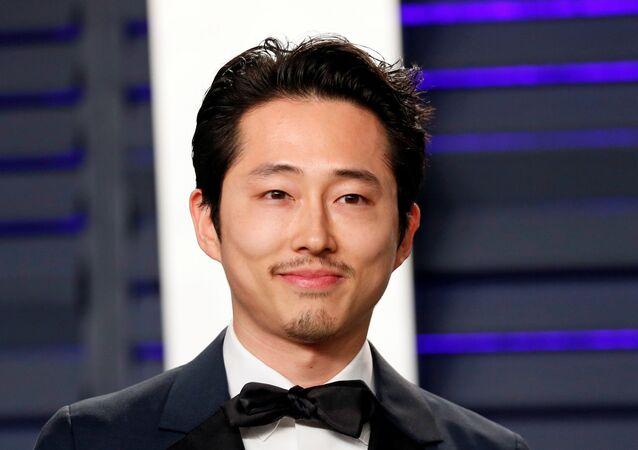 الممثل الأمريكي الكوري، ستيفن يوين، بطل فيلم ميناري