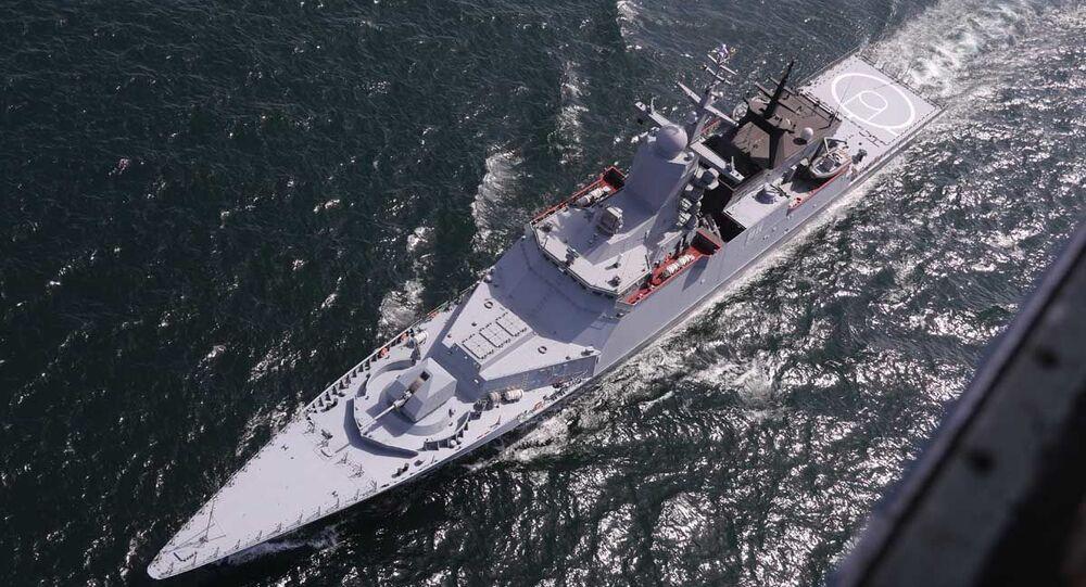 مناورات البحرية الإيرانية والروسية في المحيط الهندي، إيران، روسيا، 17 فبراير 2021