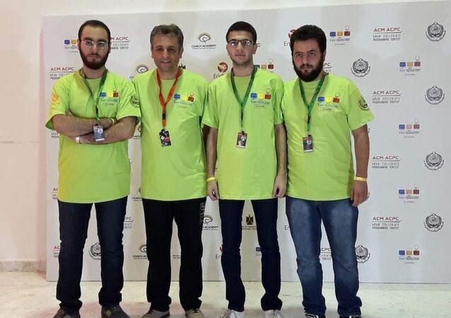 مهندس سوري يحصد المركز الأول عالمياً بجائزة الذكاء الصنعي لوكالة ناسا