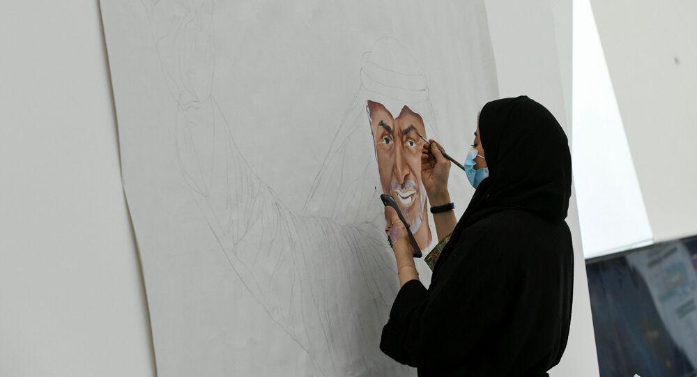 معرض الدفاع الدولي آيدكس 2021، أبو ظبي، الإمارات العربية المتحدة، 21 فبراير 2021