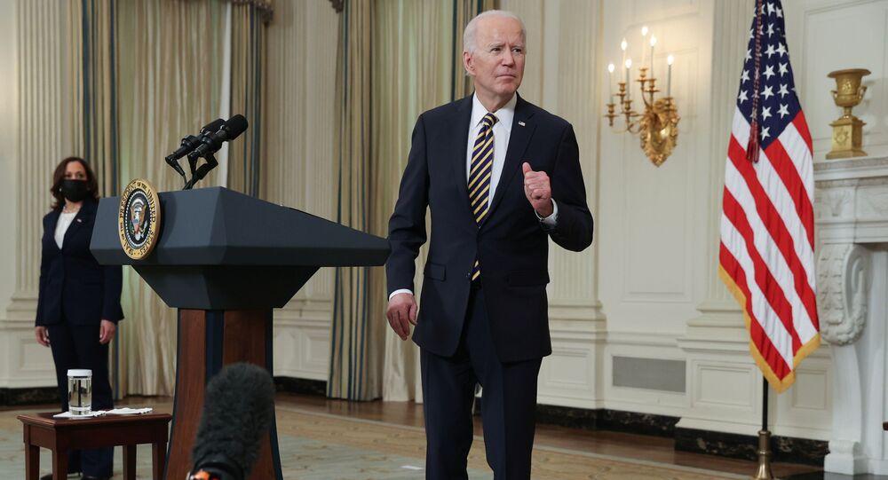 المؤتمر الصحفي للرئيس الأمريكي جو بايدن اليوم الأربعاء بشأن الاتصال بالملك سلمان وتقرير مقتل خاشقجي