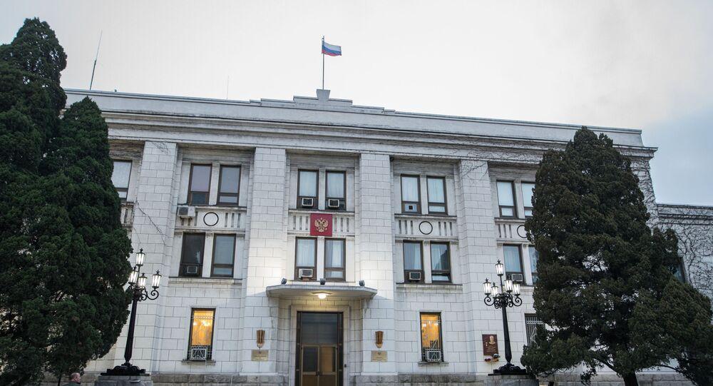 السفارة الروسية لدى بيونغ يانغ
