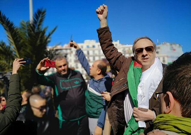 سفيان جيلالي رئيس حزب جيل جديد