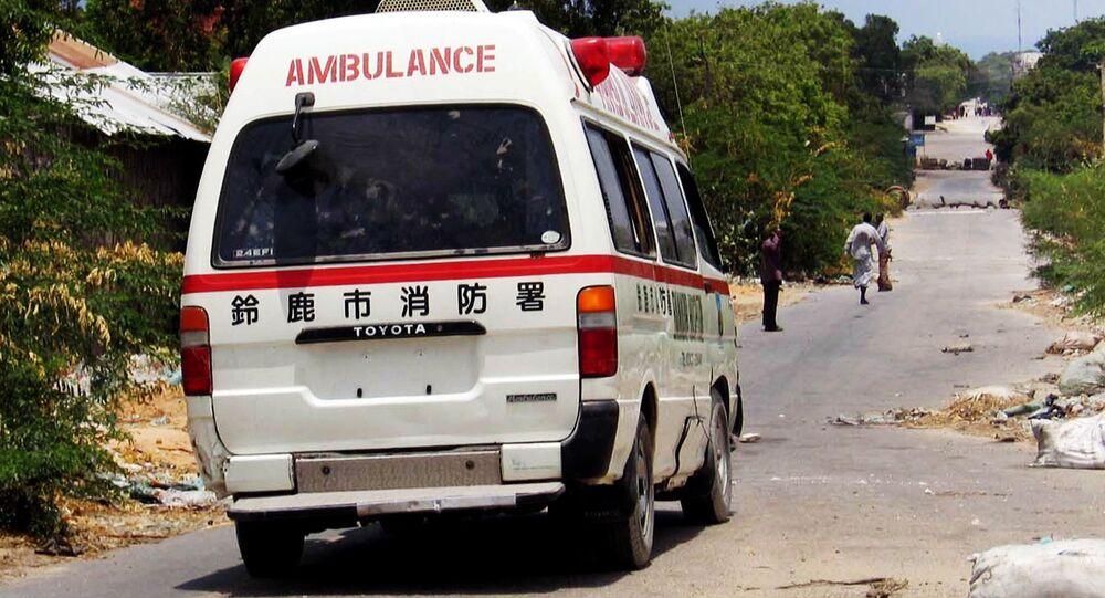 سيارة إسعاف، الصومال