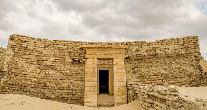 أطلال معابد ماضي الأثرية… أطول طريق أثري لـ الكباش في مصر