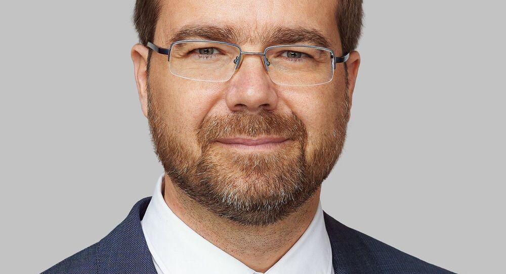 وزير الصحة السلوفاكي
