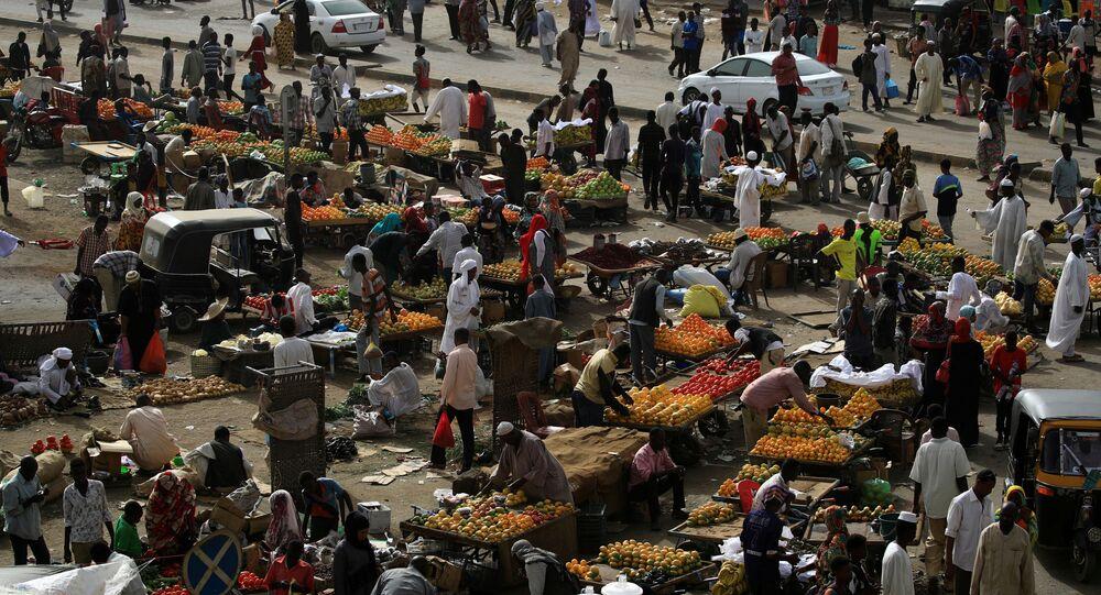 مدينة الخرطوم، السودان 4 مايو 2019