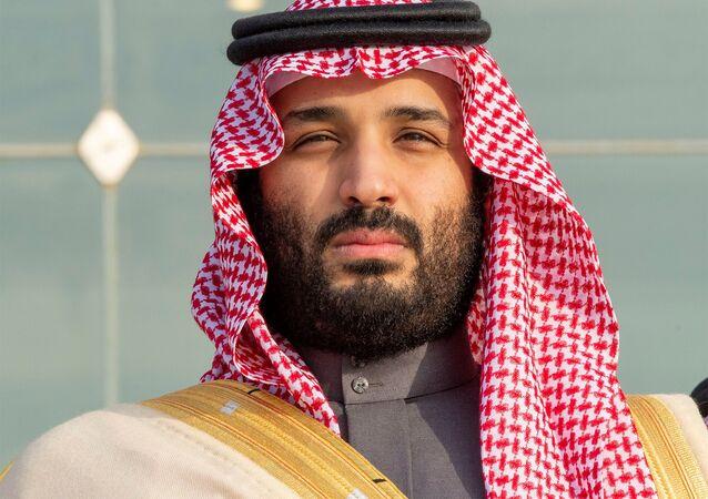 ولي العهد السعودي، الأمير محمد بن سلمان، السعودية، 2018
