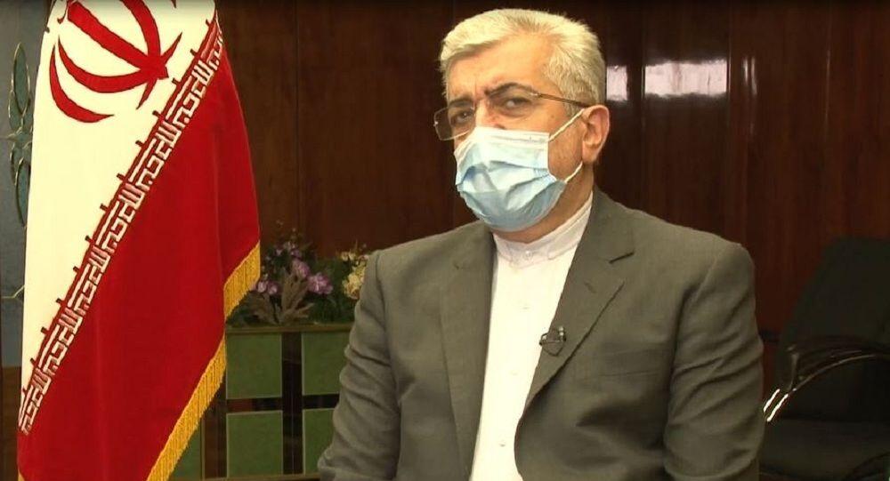 قال وزير الطاقة الإيراني، رضا أردكانيان
