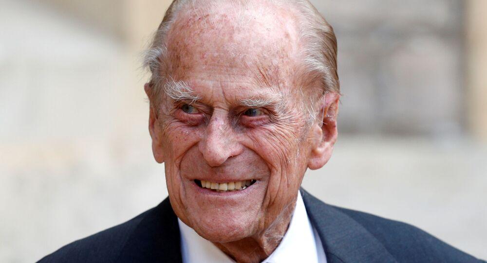 الأمير فيليب زوج ملكة بريطانيا، إليزابيث الثانية