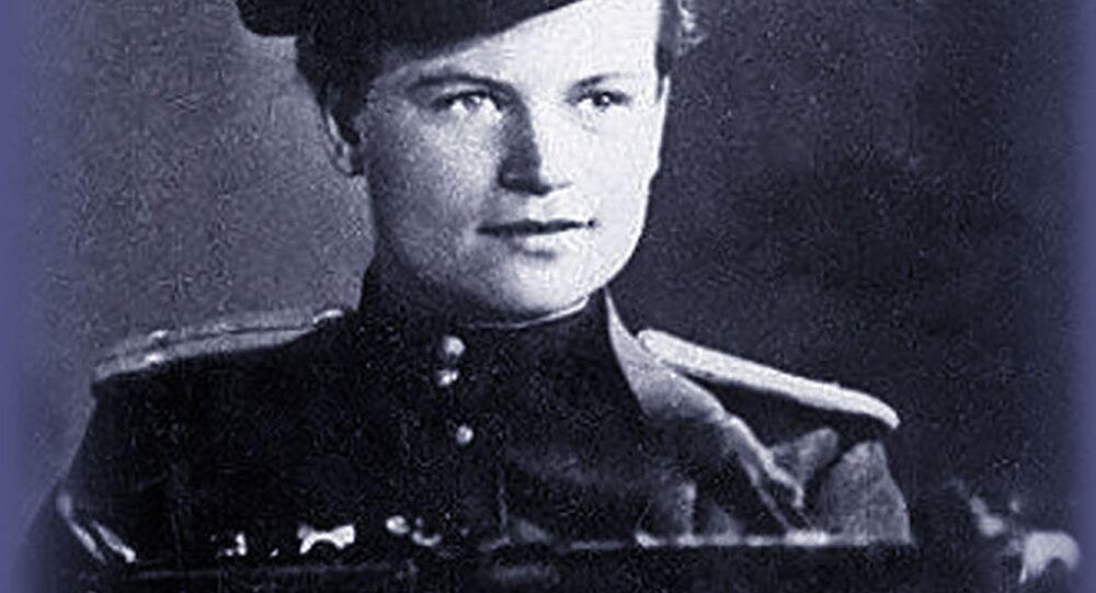الملازمة زافالي إفدوكيا نيكولاييفنا