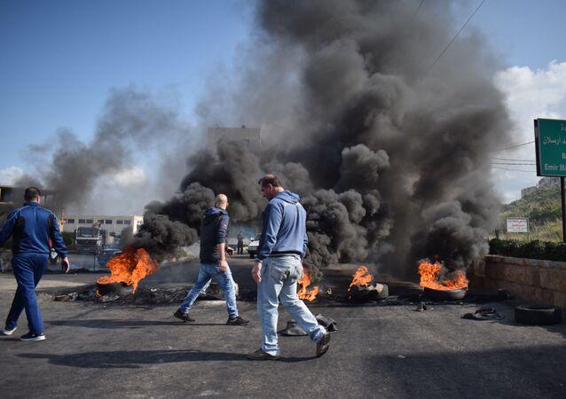 إثنين الغضب في لبنان