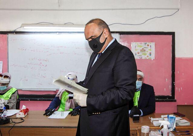 رئيس الوزراء الأردني بشر الخصاونة