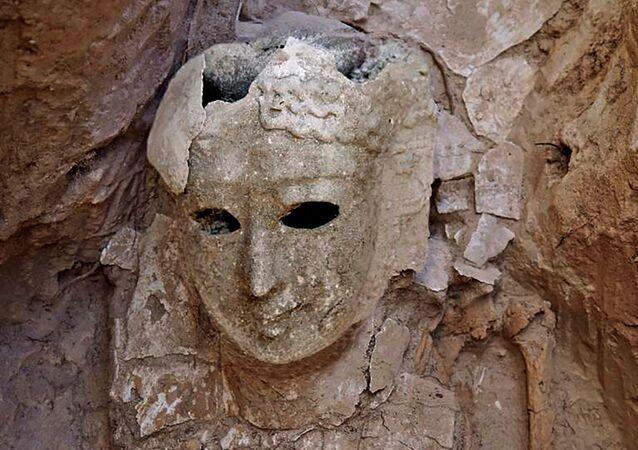 مومياء مصرية قديمة