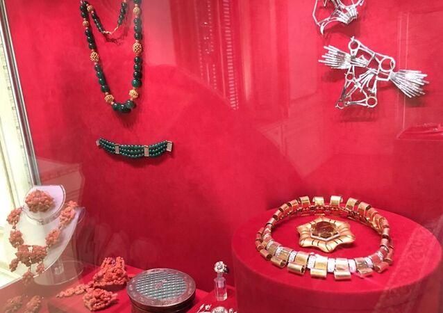 متحف المجوهرات المصري بمدينة الإسكندرية... يحتوي على أكثر من 11 ألف قطعة مجوهرات