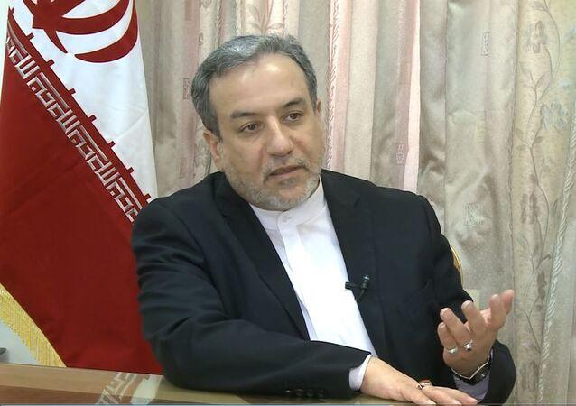 مساعد وزير الخارجية الإيرانية للشؤون السياسية عباس عراقجي