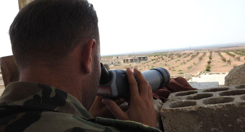 صاروخ سوري يحيد 6 مسلحين صينيين بريف إدلب