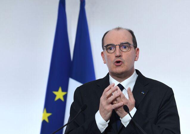 رئيس الوزراء الفرنسي، جان كاستكس