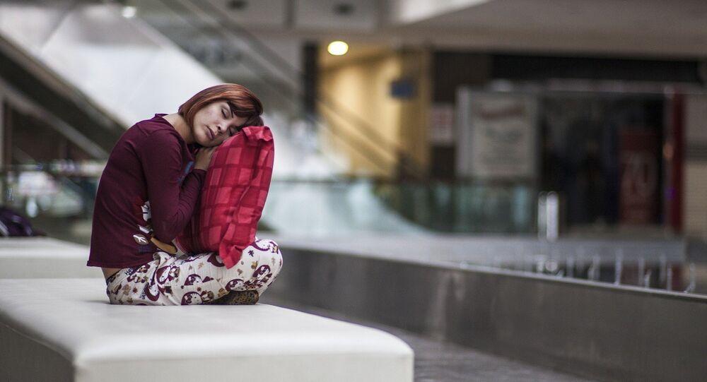 التعب والإرهاق