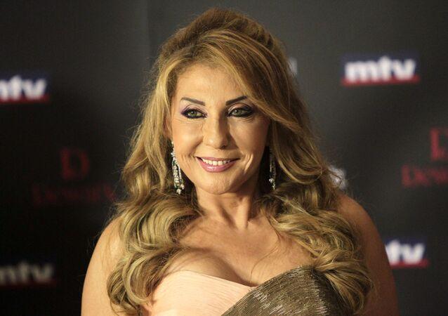 الفنانة المصرية، نادية الجندي