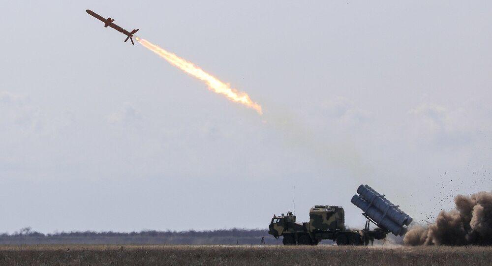 صاروخ نبتون الأوكراني