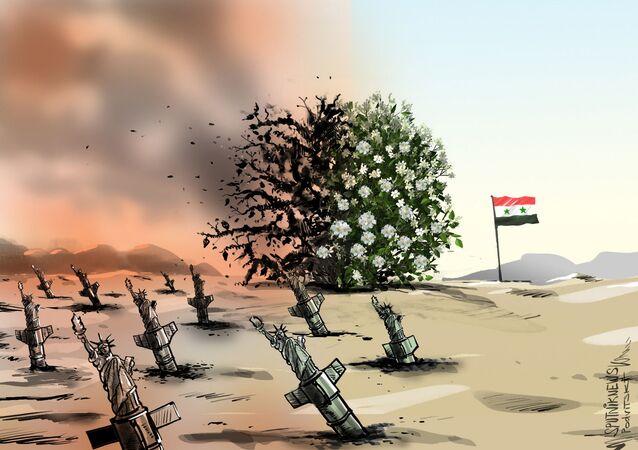 قبل 10 سنوات طرقت الديمقراطية نافذة سوريا