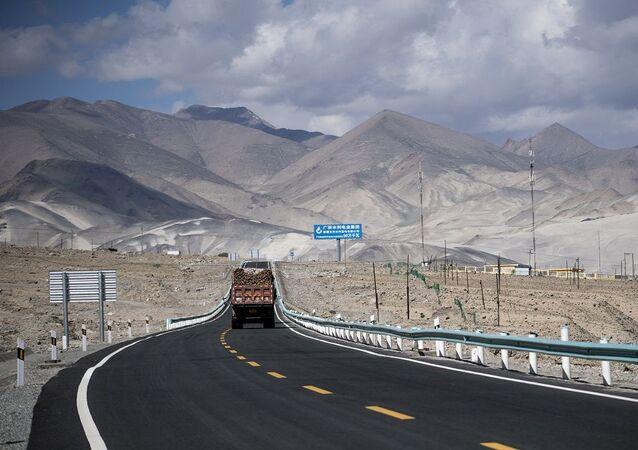 طريق سريع في الصين