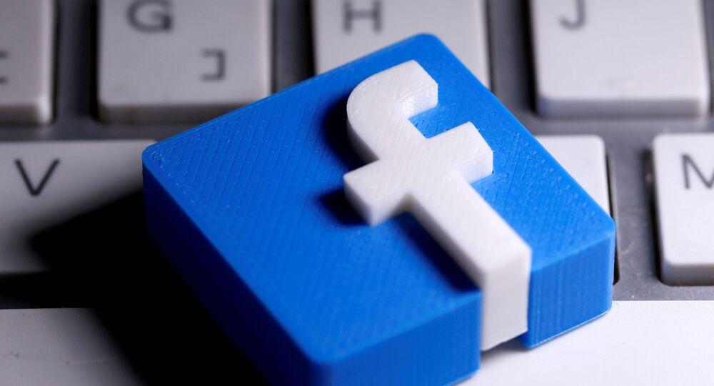 تطبيق فيسبوك للتواصل الاجتماعي