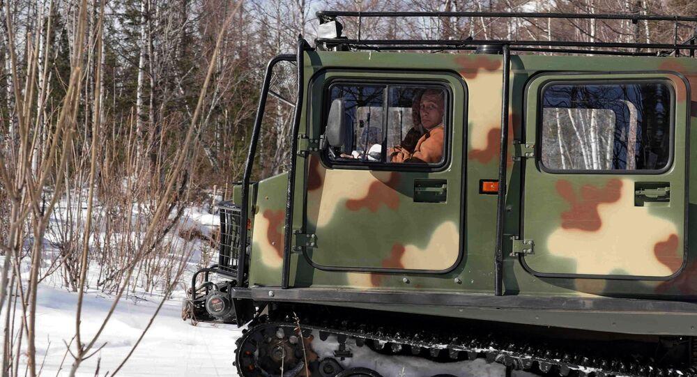 بوتين يقضي عطلة نهاية الأسبوع في سيبيريا