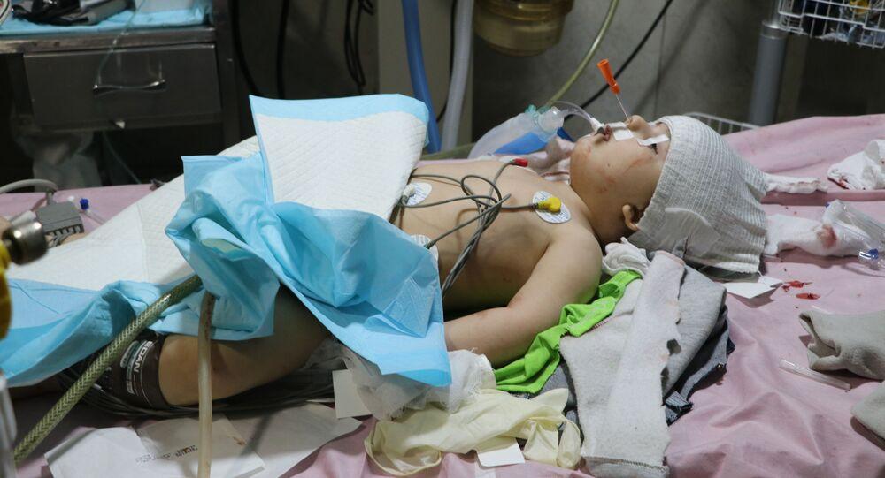 مقتل مدنيين بقصف صاروخي للفصائل التركمانية على حلب