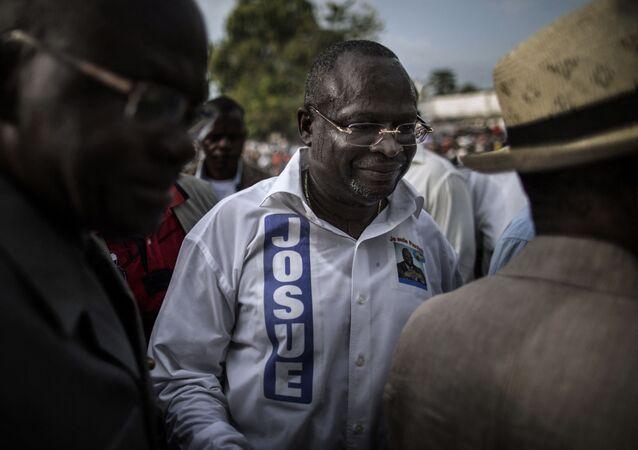 مرشح المعارضة الرئيسي في انتخابات الكونغو، جاي بريس بارفيت كوليلاس