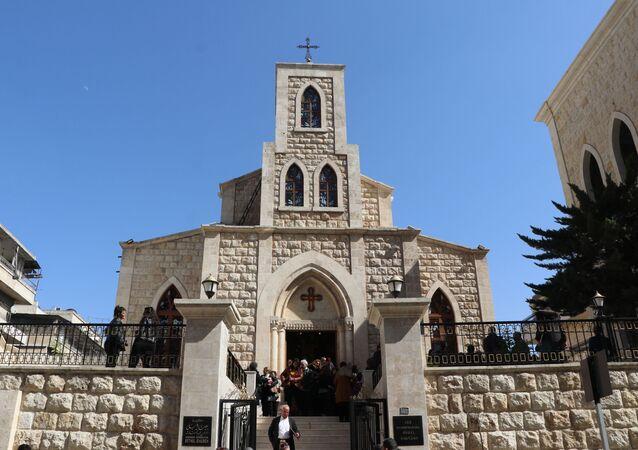 .. كنيسة (بيت آيل) في حلب