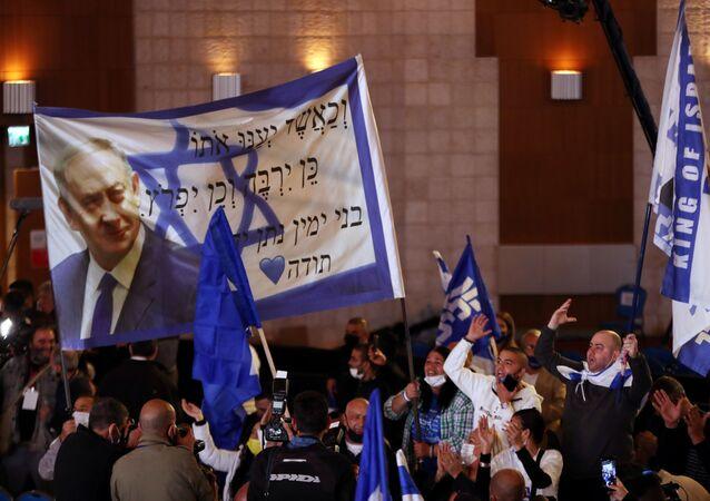 الانتخابات الإسرائيلية 23 مارس آذار 2021