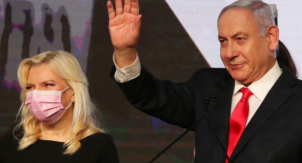 الانتخابات البرلمانية الإسرائيلية للكنيست، بنيامين نتنياهو، إسرائيل 24 مارس 2021